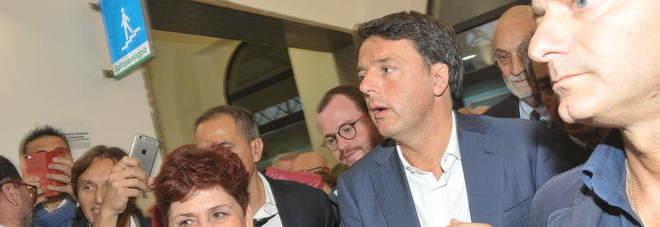 Renzi in tour per la Puglia, in serata visita alle ExFadda e alla casa di Moro