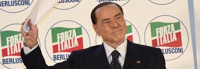 """Berlusconi: """"Il nostro candidato in Lombardia è Attilio Fontana. Se vinciamo, aboliremo Jobs-Act"""""""