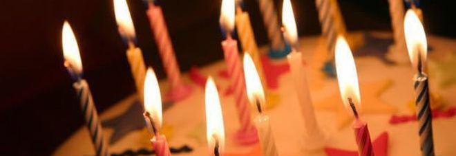 «Happy birthday» con... manette: la festa di compleanno finisce in carcere