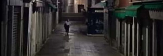 Il fantasma di Venezia è stato catturato: kosovaro, aggrediva i passanti con un coltello in tasca. Già libero