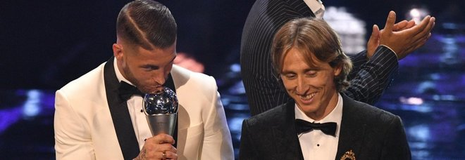 "Fifa ""The Best Award"", Deschamps miglior allenatore, Modric numero 1 tra i giocatori"