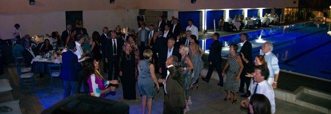Festa d'estate al Circolo Canottieri Lazio: tanti ospiti per uno degli appuntamenti più attesi dell'anno
