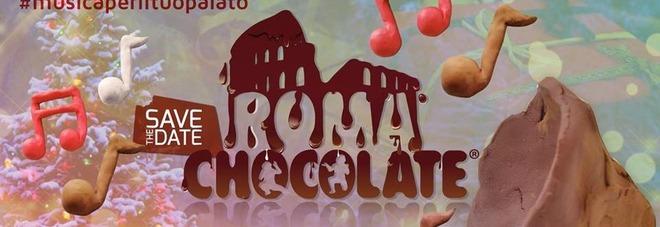 Roma Chocolate, all'Auditorium Parco della Musica torna la festa più golosa dell'anno