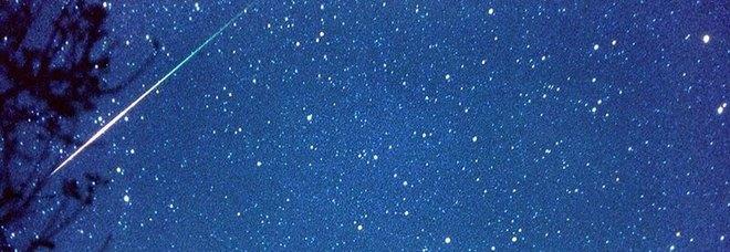 San Lorenzo, ecco come fotografare al meglio le stelle cadenti