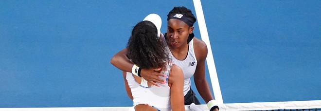 Coco Gauff da favola: la 15enne batte Naomi Osaka e vola ai quarti di finale dell'Australian Open