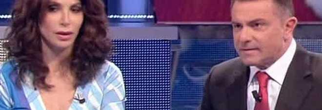 Marco Predolin e Carmen Di Pietro, altro che scuse: altra rissa in diretta a Domenica Live