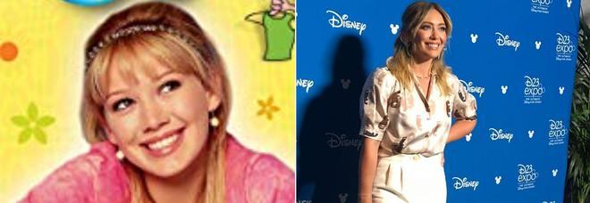 Hilary Duff è ancora Lizzie McGuire: in arrivo il sequel della serie tv Disney