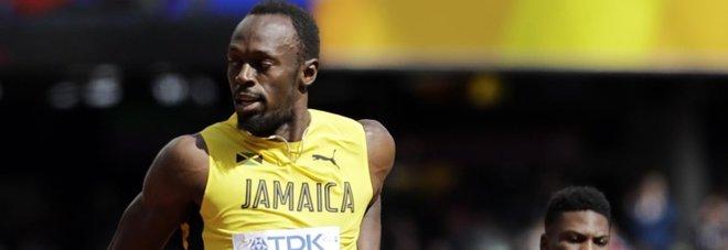 Bolt vola nelle qualifiche 4x100: il giamaicano cerca l'oro numero 20
