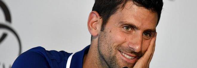 Novak Djokovic (Ansa/Epa)