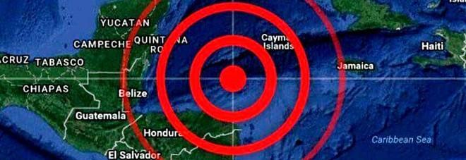 Terremoto nei Caraibi 30 volte più violento di Norcia
