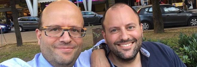Massimo e Michele Antoci