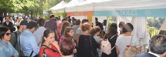 Frascati, al via nel weekend la Fiera dei Sapori: le specialità del Lazio fanno show con degustazioni ed eventi