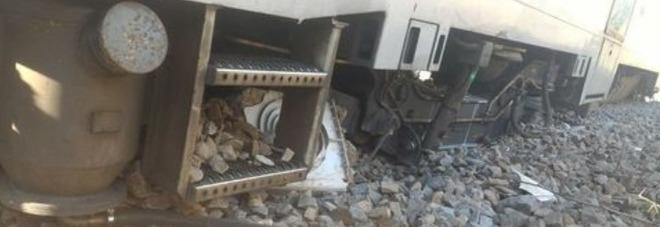 Deraglia treno sulla Roma-Viterbo, stazioni chiuse e disagi: è il secondo incidente in un mese