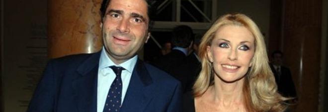 Marco De Benedetti con Paola Ferrari