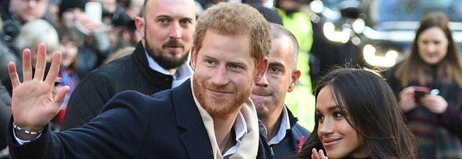 Meghan Markle, paura a Kensington Palace: lettera con polvere bianca a casa del principe Harry