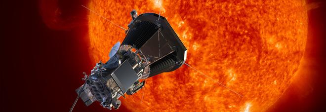 Un'immagine artistica della missione della Nasa