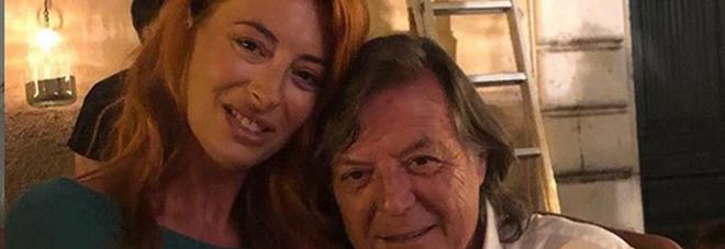 Adriano Panatta e l'avvocatessa Anna Bonamigo
