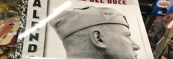 Calendario Mussolini 2020.Duce L Anpi Vuole Vietare Alle Edicole L Esposizione Di