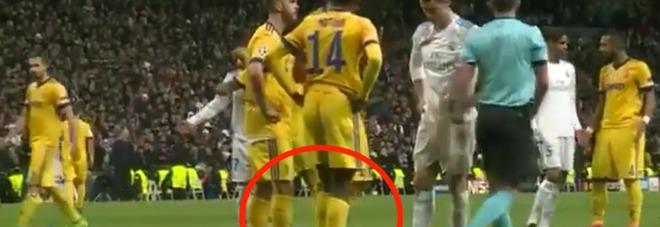 Real-Juve, i bianconeri come Maspero: «Scavavano il dischetto per far sbagliare Ronaldo»