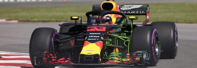 Gp Canada, Verstappen il più veloce: Vettel quarto nelle libere su Ferrari