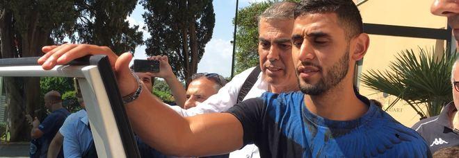 Ghoulam e Younes a Villa Stuart «Faouzi meglio, sarà convocabile»