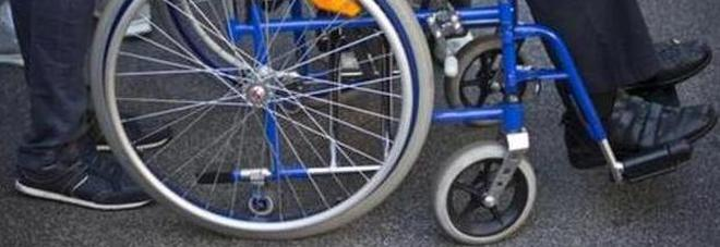 Pedana bloccata, disabili esclusi da feste, eventi e matrimoni
