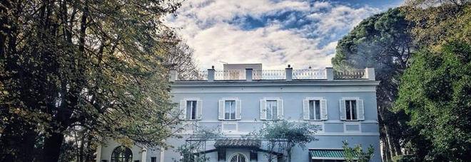 Villa Lina a Ronciglione: la sua bellezza ispirò Trilussa, D'Annunzio e Basquiat