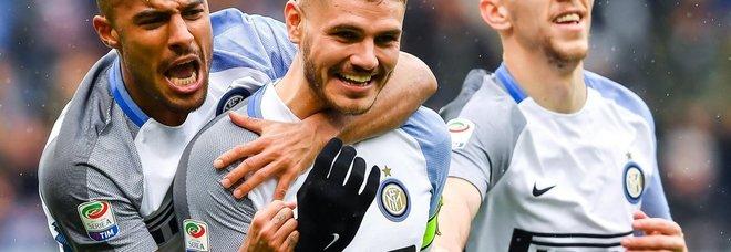Rafinha: «Inter, resto e andiamo in Champions»