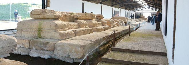 Risorge l'antica Lavinium: il sito archeologico di nuovo aperto al pubblico