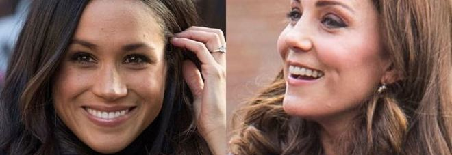 Meghan Markle e Kate Middleton, tutte le differenze delle primedonne reali
