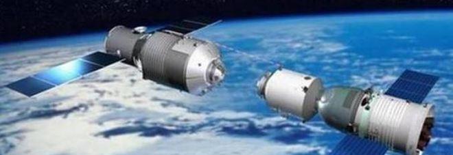 La stazione spaziale cinese è in caduta:
