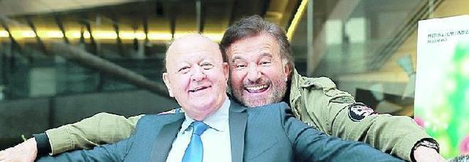 IL RITORNO Passano gli anni, ma il cinepanettone, quello doc con Massimo Boldi
