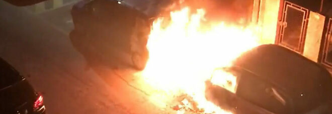 Inferno di fuoco alla case Ater di Silvi: forse un regolamento di conti tra Rom