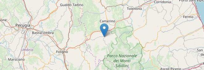 Nuova scossa a Macerata: è l'ottava oltre magnitudo 2 dalla mezzanotte