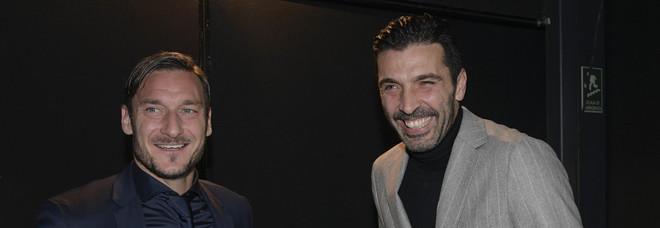 Buffon, le parole dell'agente fanno infuriare i tifosi della Roma