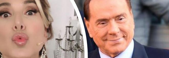 Silvio Berlusconi show da Barbara D'Urso a Pomeriggio 5: «Gli italiani sono tutti pazzi. Mi votano solo 6 su 100»