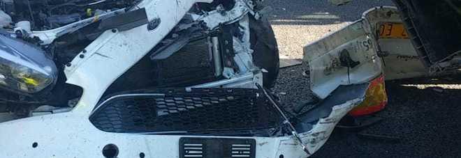 San Benedetto, macchina contro tir sull'A14, grave un automobilista