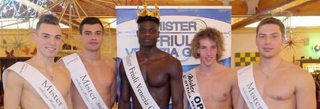 Mister Friuli è di origini senegalesi: insulti e minacce a sfondo razzista