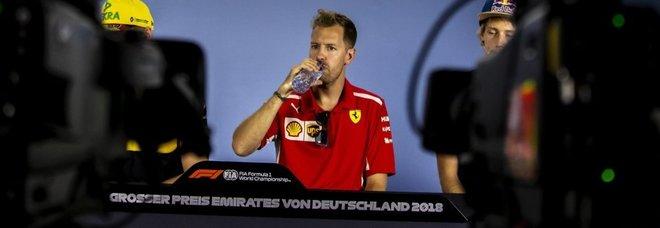 Formula 1, Vettel esalta la Ferrari: «Potenziale per migliorare ancora»