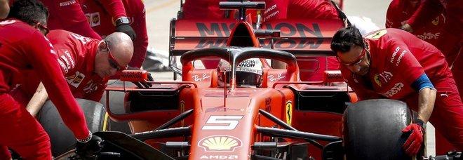 Bottas il più veloce davanti a Vettel nelle seconde libere