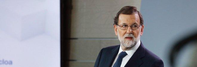 Indipendenza Catalogna, Rajoy:  «No mediazioni fra legge e illegalità»
