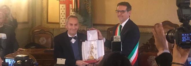 Bologna, Nettuno d'oro a Franco Grillini: «Il movimento Lgbt ha vinto»
