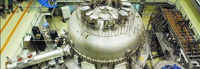 La Cina ha creato una stella artificiale sei volte più calda del Sole