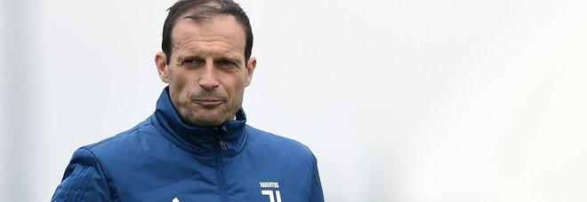 Allegri allontana Juventus-Napoli: «Con il Crotone è più importante»