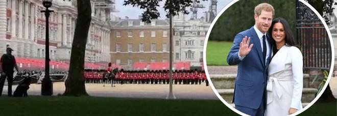 Royal Wedding, conto  alla rovescia per le nozze tra Harry e Meghan