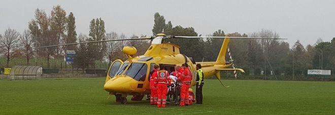 Il soccorso è sempre più in volo per l'eliambulanza altre 17 piste
