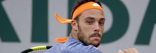Montecarlo, avanza Cecchinato: battuto Dzhunur in due set
