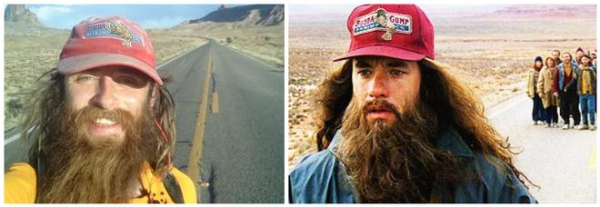 Forrest Gump esiste davvero: Rob Pope ha corso 25mila chilometri