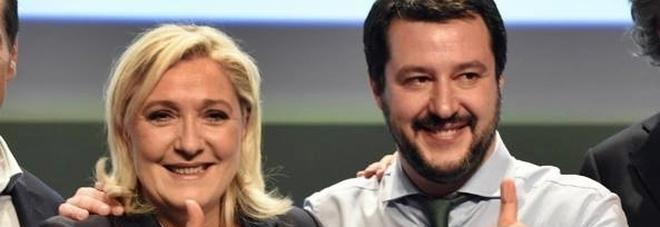 Le Pen e Salvini, «una cena a Parigi da 401 euro a testa»: spese pazze per 427mila euro