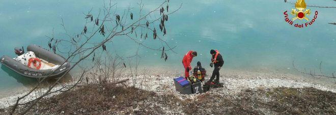 Trovato cadavere nella cava Trentin: è un 66enne che era scomparso da casa